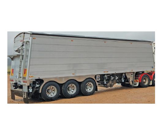 hopper trailer