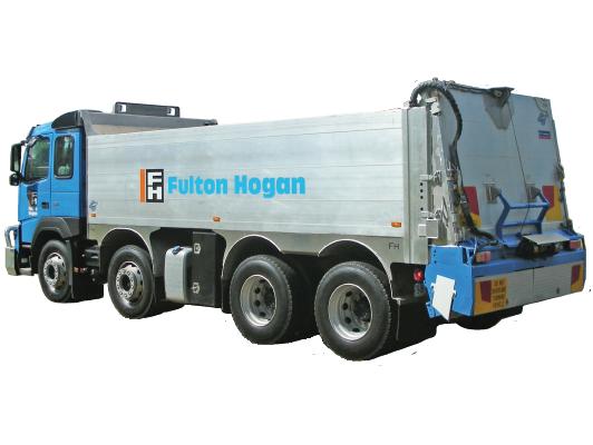 aggregate trailer